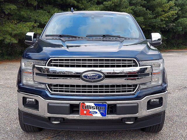 2018 F-150 SuperCrew Cab 4x4,  Pickup #17455N - photo 3