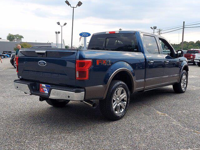 2018 F-150 SuperCrew Cab 4x4,  Pickup #17455N - photo 2