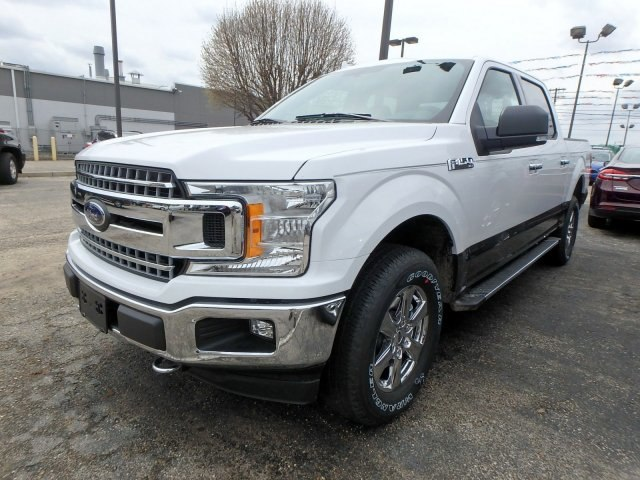 2018 F-150 SuperCrew Cab 4x4,  Pickup #22094N - photo 3