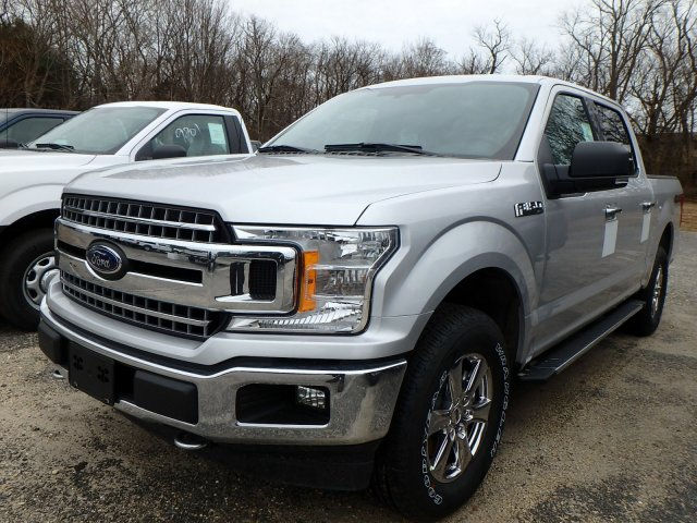 2018 F-150 Crew Cab 4x4, Pickup #24512N - photo 4