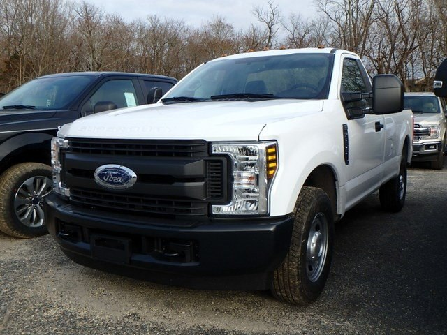 2018 F-250 Regular Cab 4x2,  Ford Glass Body #25097N - photo 2