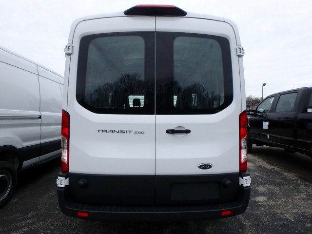 2018 Transit 250 Med Roof,  My Glass Truck Glass Body #33997N - photo 9