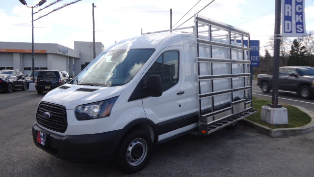 2018 Transit 250 Med Roof,  My Glass Truck Glass Body #33997N - photo 12