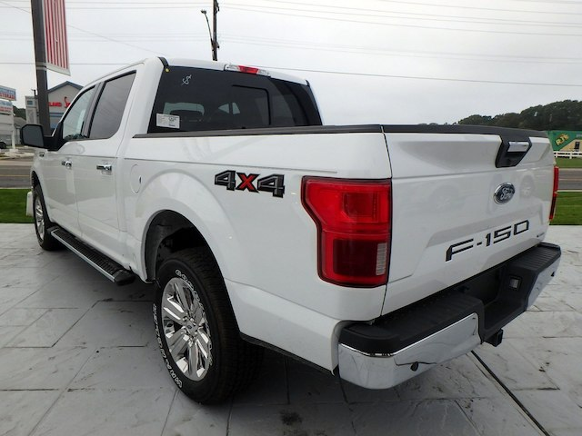 2018 F-150 SuperCrew Cab 4x4,  Pickup #35108N - photo 6
