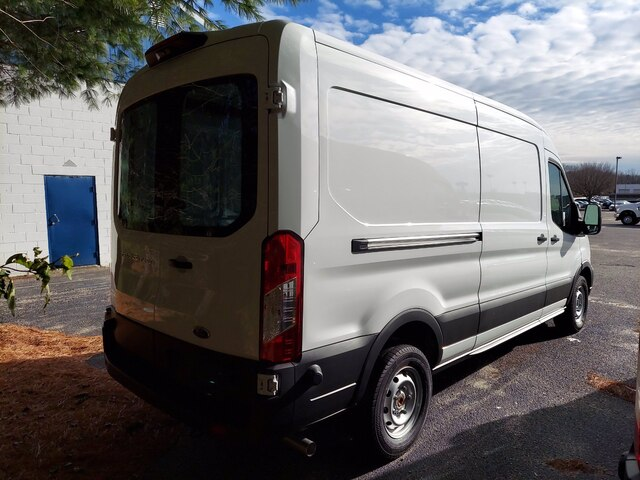 2020 Ford Transit 250 Med Roof 4x2, Empty Cargo Van #35125N - photo 1