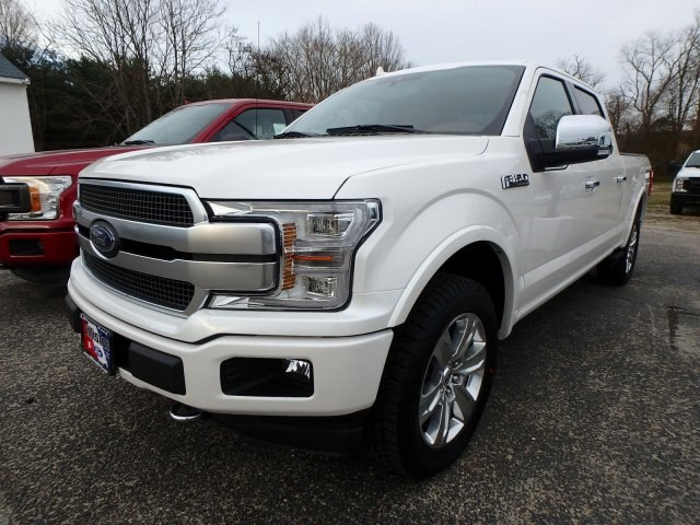 2018 F-150 SuperCrew Cab 4x4,  Pickup #40640N - photo 3