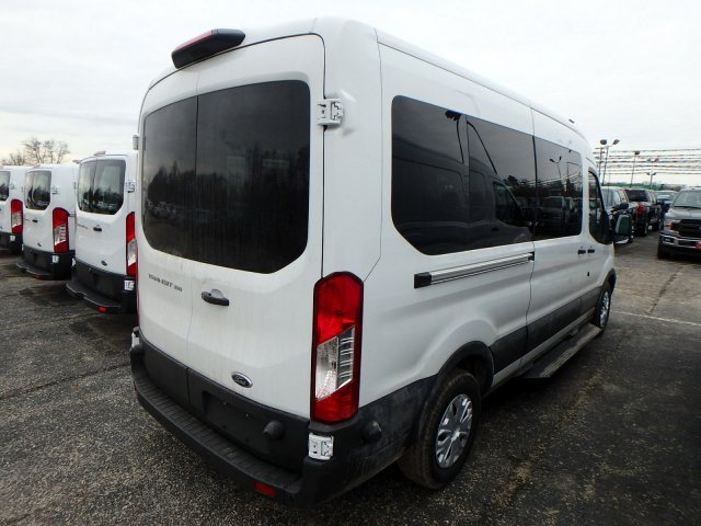 2018 Transit 350 Med Roof, Passenger Wagon #41010N - photo 2