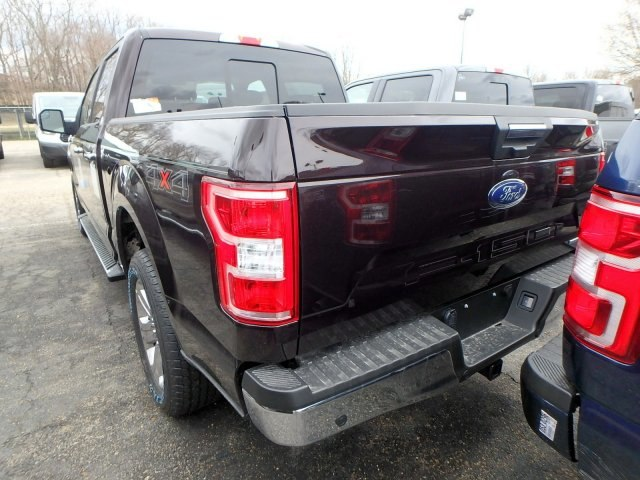 2018 F-150 SuperCrew Cab 4x4,  Pickup #49084N - photo 6