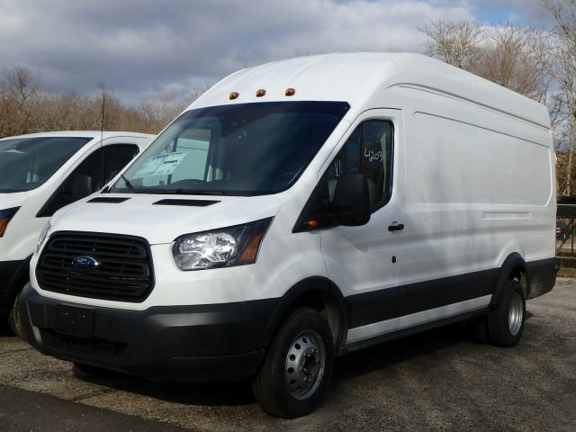2018 Transit 350 HD High Roof DRW, Cargo Van #54757NA - photo 3