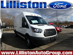 2018 Transit 350 HD High Roof DRW, Cargo Van #54757NA - photo 1