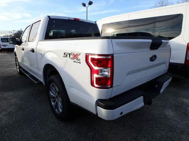 2018 F-150 SuperCrew Cab 4x4,  Pickup #55395N - photo 6