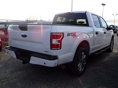 2018 F-150 SuperCrew Cab 4x4,  Pickup #55395N - photo 2
