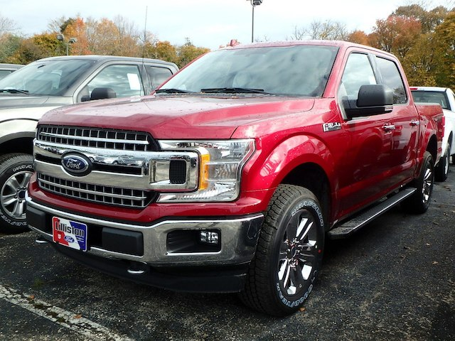 2018 F-150 SuperCrew Cab 4x4,  Pickup #55400N - photo 3