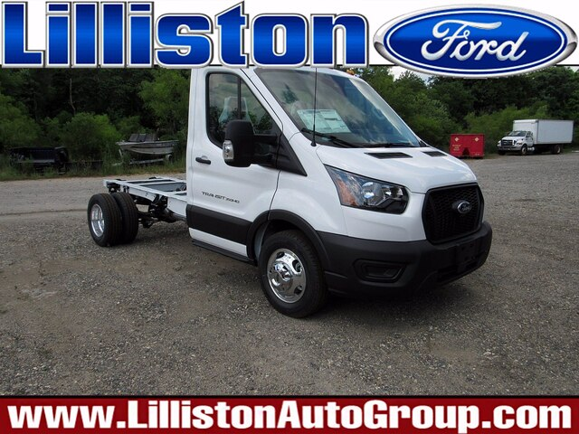 2020 Ford Transit 350 HD DRW RWD, Cab Chassis #58500N - photo 1