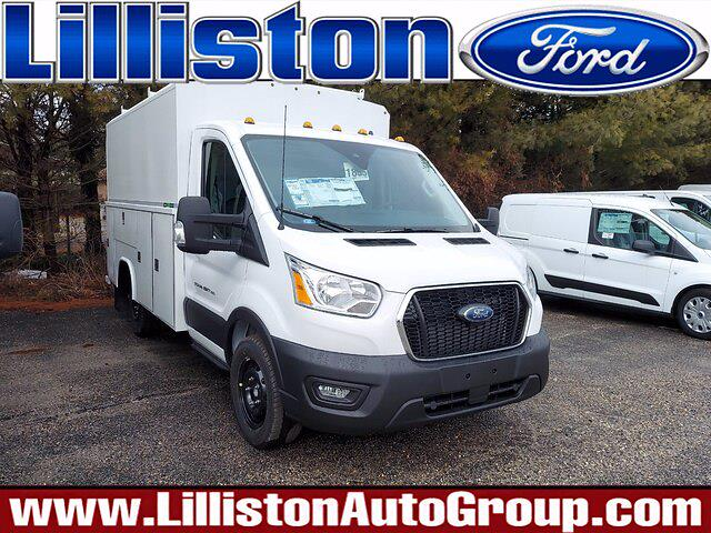 2020 Ford Transit 350 4x2, Reading Service Utility Van #65055N - photo 1