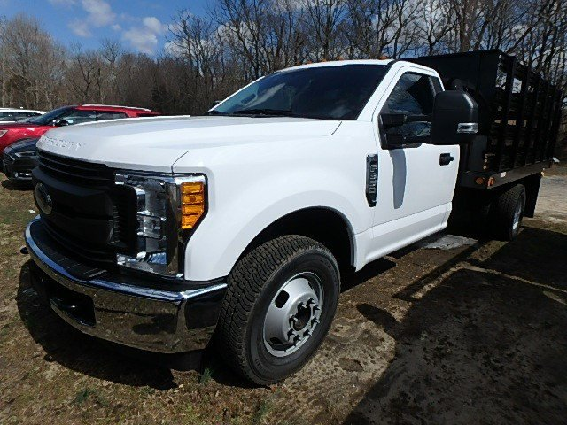 2017 F-350 Regular Cab DRW, Reading Stake Bed #67547N - photo 3