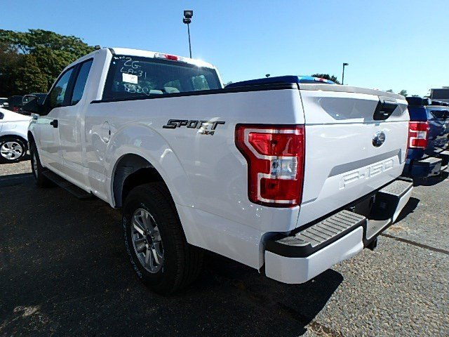 2018 F-150 Super Cab 4x4, Pickup #68300N - photo 2