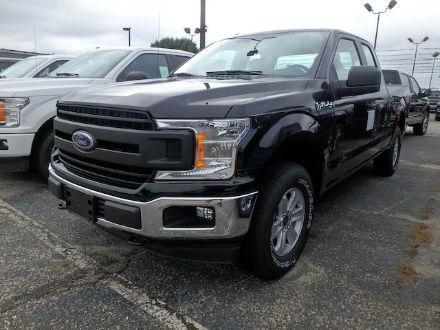 2018 F-150 Super Cab 4x4,  Pickup #6981N - photo 3