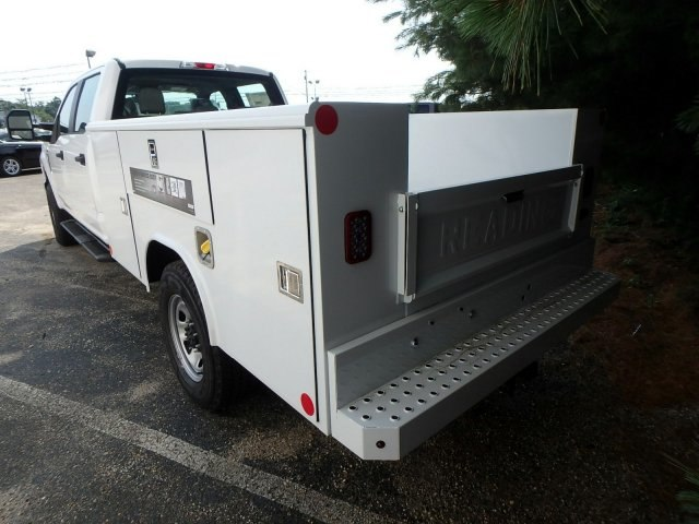 2018 F-350 Crew Cab 4x4,  Reading Classic II Steel Service Body #74846N - photo 7