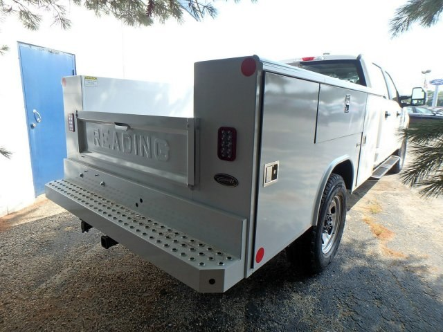 2018 F-350 Crew Cab 4x4,  Reading Classic II Steel Service Body #74846N - photo 2