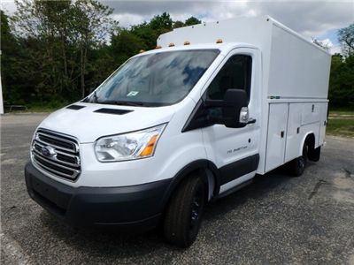 2018 Transit 350,  Service Utility Van #75658N - photo 3