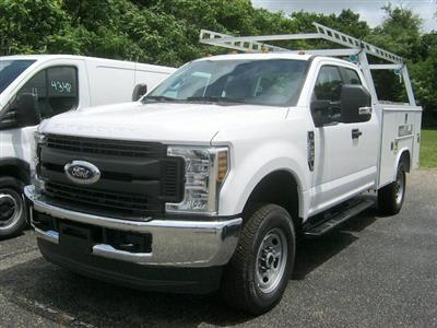 2018 F-250 Super Cab 4x4,  Reading SL Service Body #82361N - photo 4