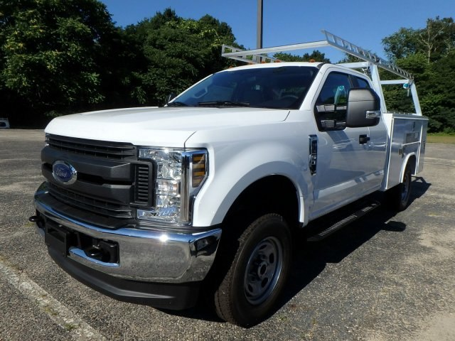 2018 F-250 Super Cab 4x4,  Reading Service Body #82362N - photo 3