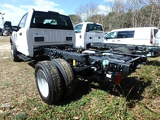2017 F-450 Regular Cab DRW 4x4,  Duramag Dump Body #83852N - photo 7