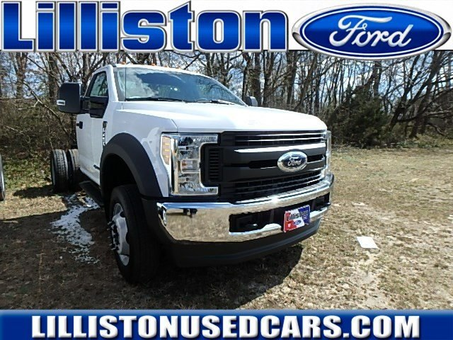 2017 F-450 Regular Cab DRW 4x4,  Duramag Dump Body #83852N - photo 1