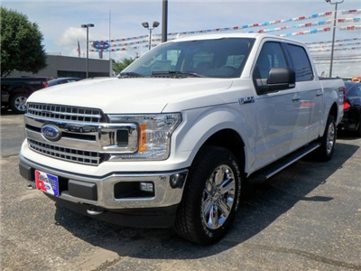 2018 F-150 SuperCrew Cab 4x4,  Pickup #85499N - photo 3