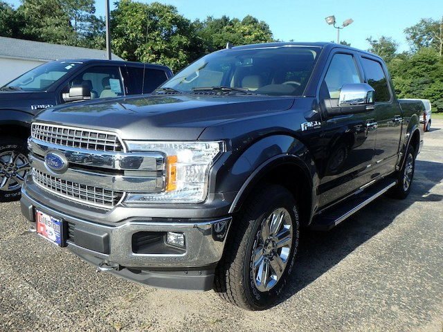 2018 F-150 SuperCrew Cab 4x4,  Pickup #85502N - photo 3