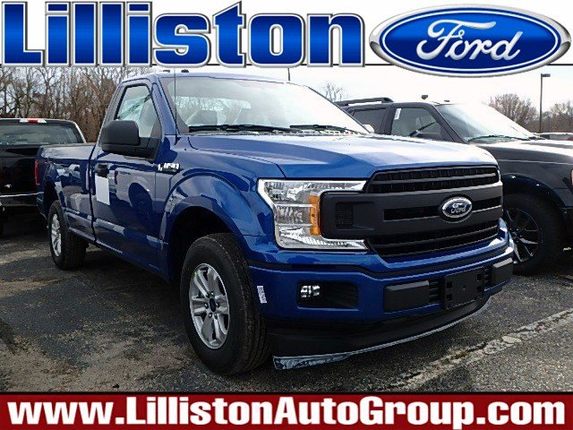 2018 F-150 Regular Cab, Pickup #90330N - photo 1