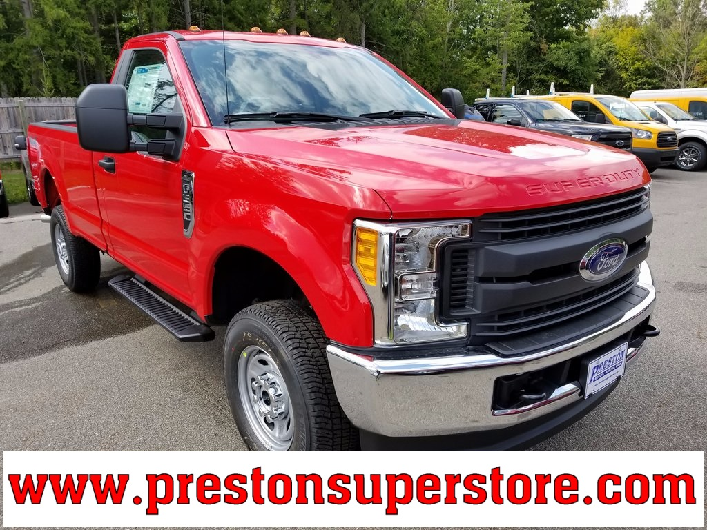 2017 F-350 Regular Cab 4x4, Pickup #F17991 - photo 1