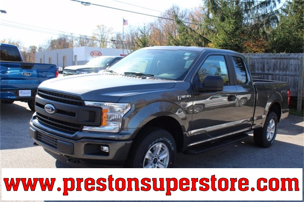 2018 F-150 Super Cab 4x4,  Pickup #F18083 - photo 1