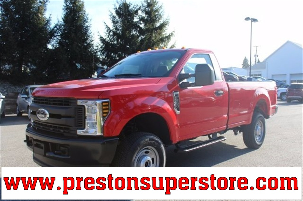 2018 F-350 Regular Cab 4x4,  Pickup #F18142 - photo 1