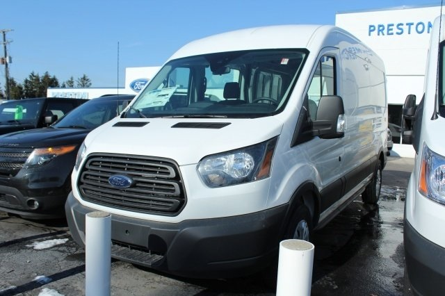 2018 Transit 250 Med Roof, Cargo Van #F18240 - photo 3