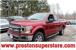 2018 F-150 Super Cab 4x4, Pickup #F18241 - photo 1
