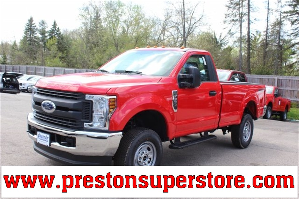 2018 F-350 Regular Cab 4x4,  Pickup #F18311 - photo 1