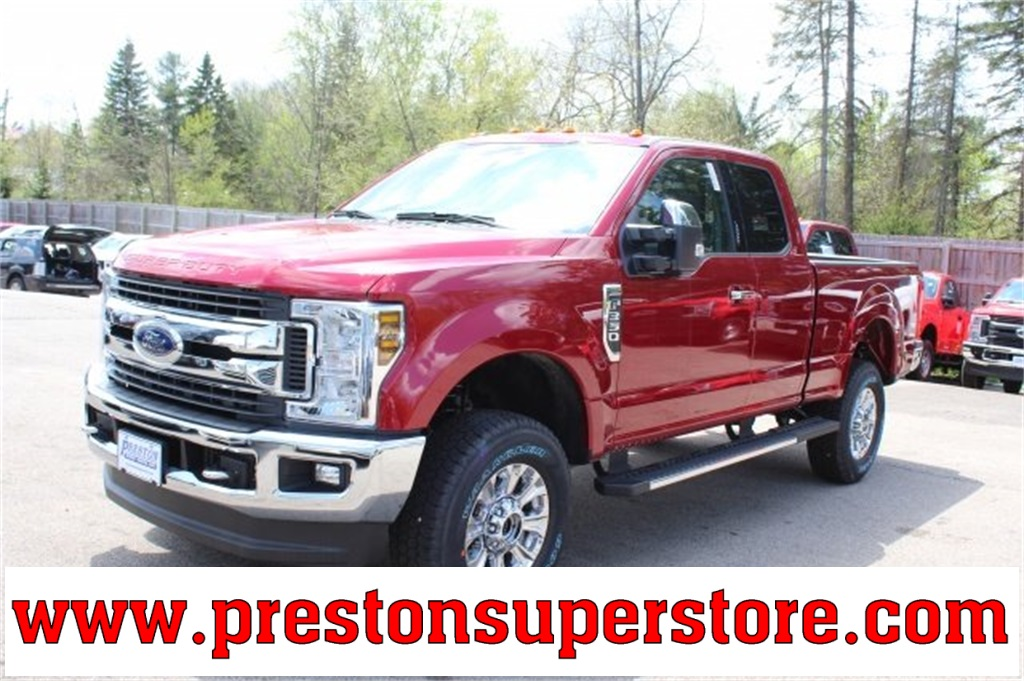 2018 F-350 Super Cab 4x4, Pickup #F18314 - photo 1