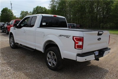 2018 F-150 Super Cab 4x4,  Pickup #F18342 - photo 2