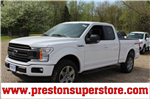 2018 F-150 Super Cab 4x4,  Pickup #F18342 - photo 1