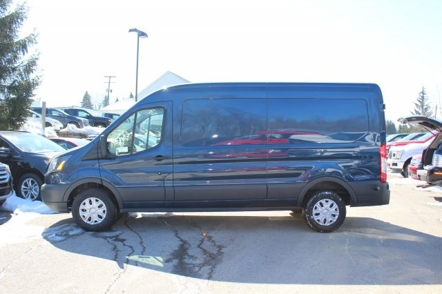 2018 Transit 250 Med Roof 4x2,  Empty Cargo Van #F18383 - photo 3