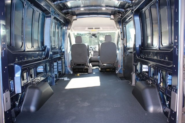 2018 Transit 250 Med Roof, Cargo Van #F18383 - photo 2