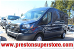 2018 Transit 250 Med Roof 4x2,  Empty Cargo Van #F18383 - photo 1