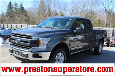 2018 F-150 Super Cab 4x4,  Pickup #F18438 - photo 1