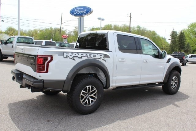 2018 F-150 SuperCrew Cab 4x4,  Pickup #F18583 - photo 5