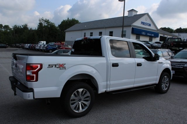 2018 F-150 SuperCrew Cab 4x4,  Pickup #F18747 - photo 2