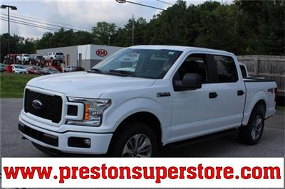 2018 F-150 SuperCrew Cab 4x4,  Pickup #F18747 - photo 1