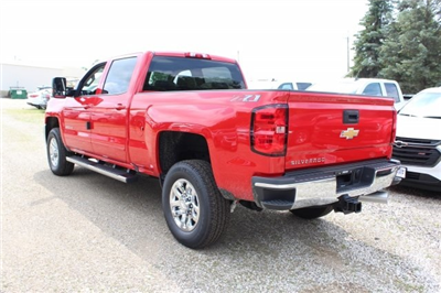 2018 Silverado 2500 Crew Cab 4x4,  Pickup #2181082 - photo 2