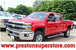 2018 Silverado 2500 Crew Cab 4x4,  Pickup #2181082 - photo 1
